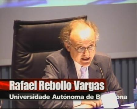 Rafael Rebollo Vargas. - I Foro sobre Empleo Público